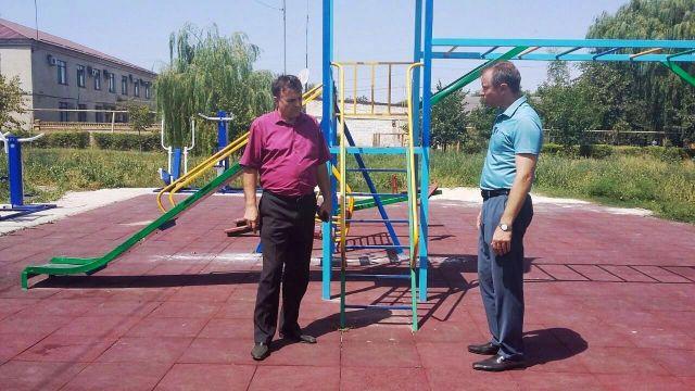 Новые объекты инфраструктуры создаются в ставропольских сёлах