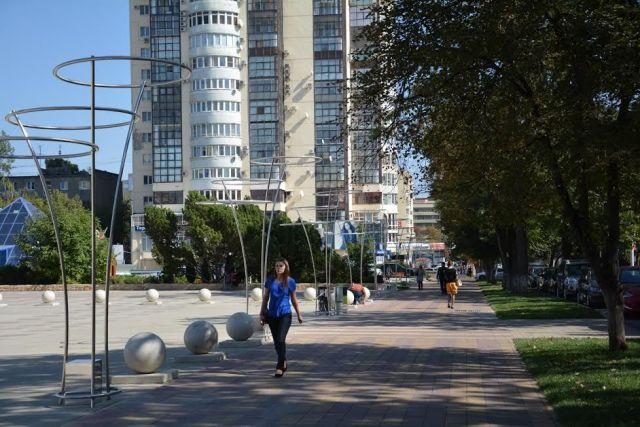 На улице Пушкина в Ставрополе появится аллея из лип