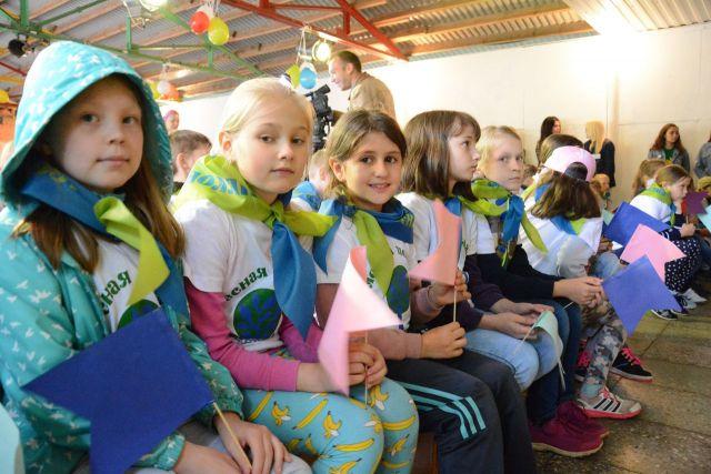 Ставропольский детский лагерь «Лесная поляна» принял первых отдыхающих