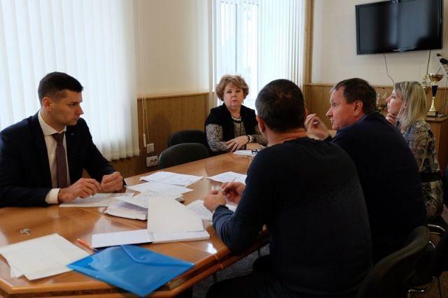 В Кочубеевском районе обсудили рекультивацию земель