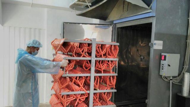 В пенитенциарных учреждениях Ставрополья освоены новые виды производства