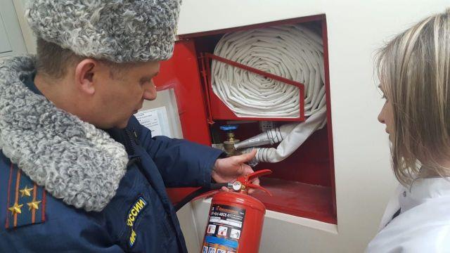 Ставропольские спасатели проверяют социально-значимые объекты с круглосуточным пребыванием людей