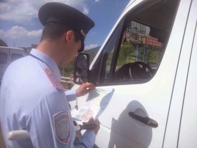 На Ставрополье проходит всероссийская операция «Автобус»