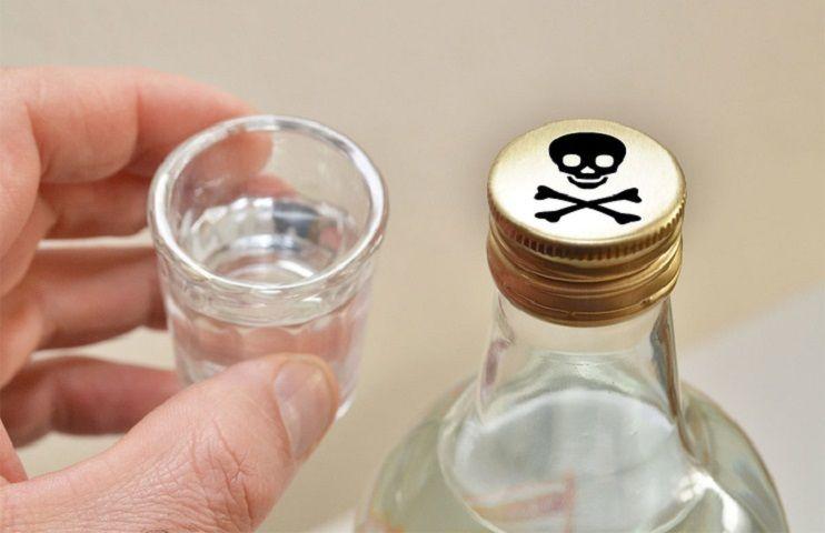 Жительница Ставрополья торговала алкоголем с ацетоном
