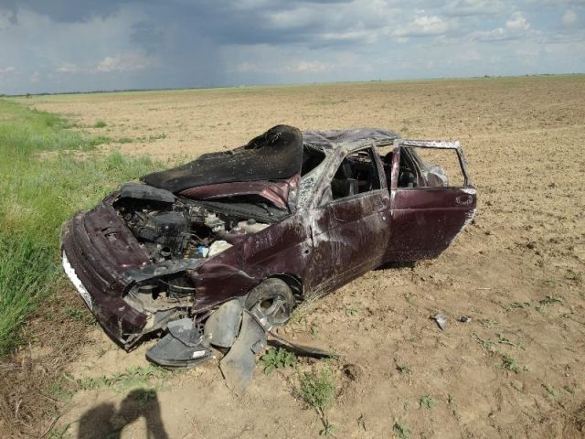 На Ставрополье по вине водителя-лихача погиб пассажир
