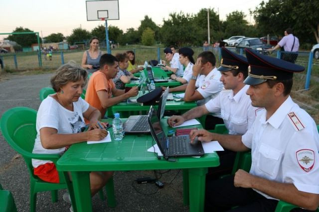 На Ставрополье появился агитационный автобус «Госуслуги в каждую семью»