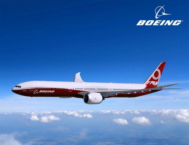 Ваэропорту «Минеральные Воды» презентовали новый Boeing 777-9