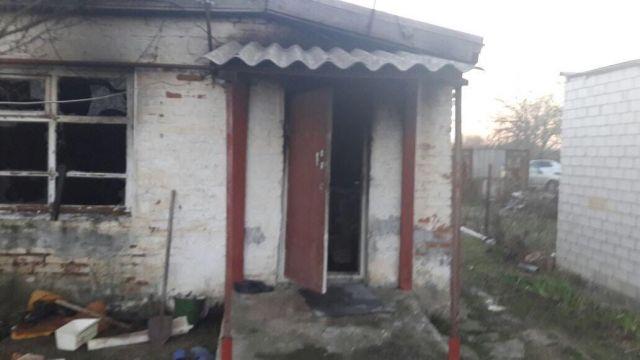 На Ставрополье в пожаре погибла женщина