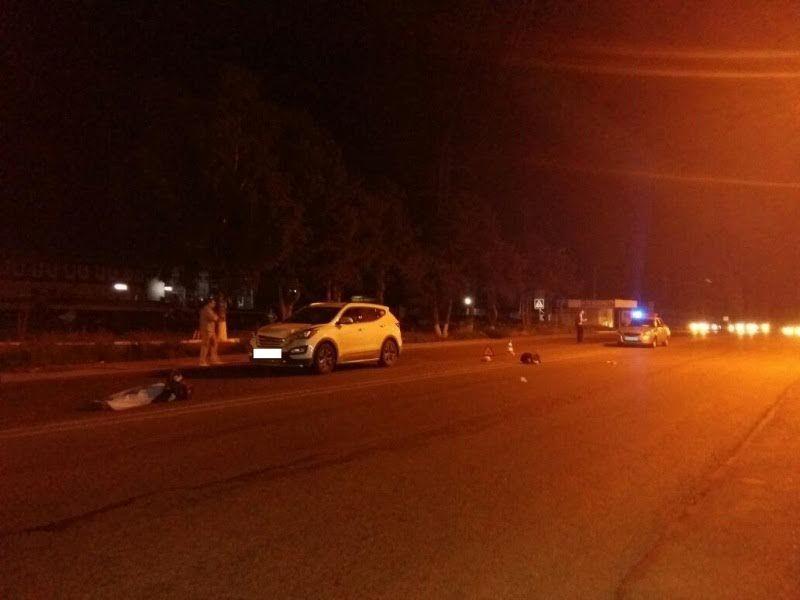 ВПятигорске шофёр джипа насмерть сбил пешехода