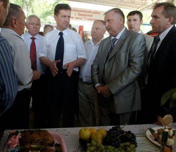 На Ставрополье отметили главный аграрный праздник края