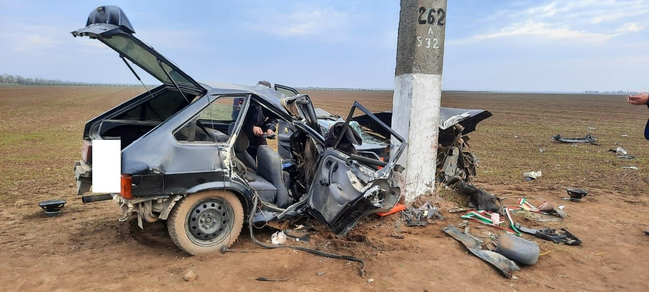 Небезопасная скорость движения неопытного водителя могла стать причиной смертельного ДТП в Курском округе