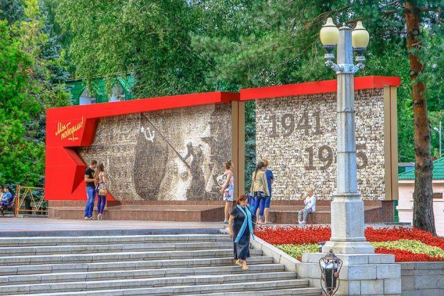 До 9 Мая осталось 19 дней, ставропольцы готовятся к празднику
