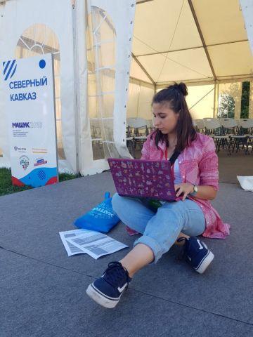 Студентка из Ставрополя получила грант в 100 тысяч рублей на создание «Мира в музее»