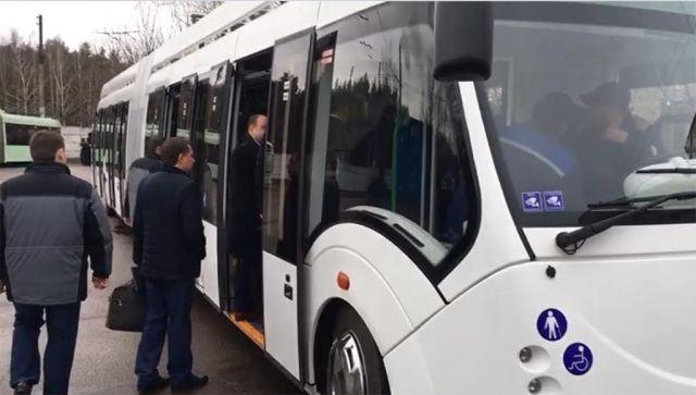 В городах КМВ могут появиться белорусские электробусы