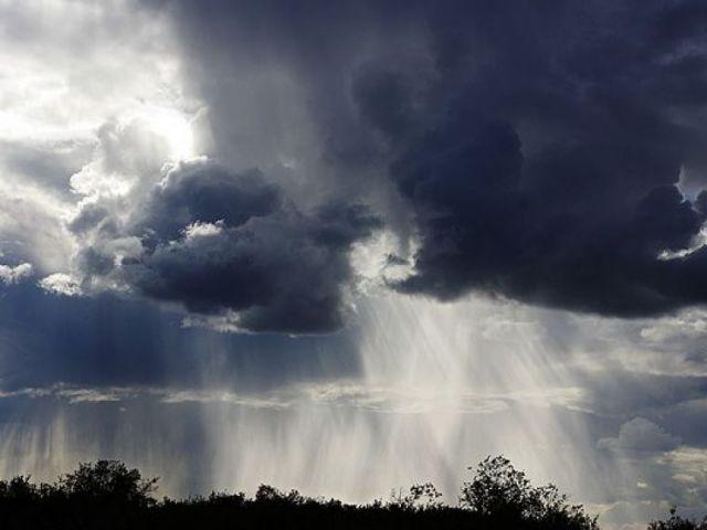 На Ставрополье пройдут дожди с градом и шквалистым ветром