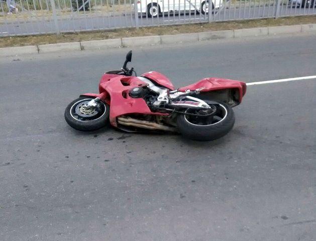 Соцсети: В Михайловске в ДТП погиб мотоциклист