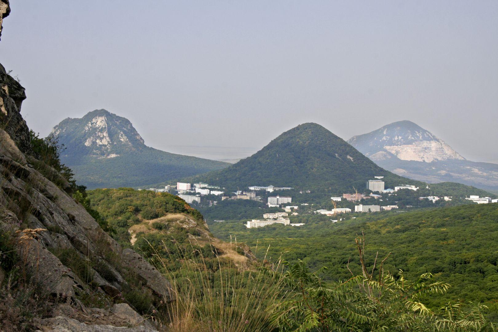 На Ставрополье установили границы памятника природы — горы Железной