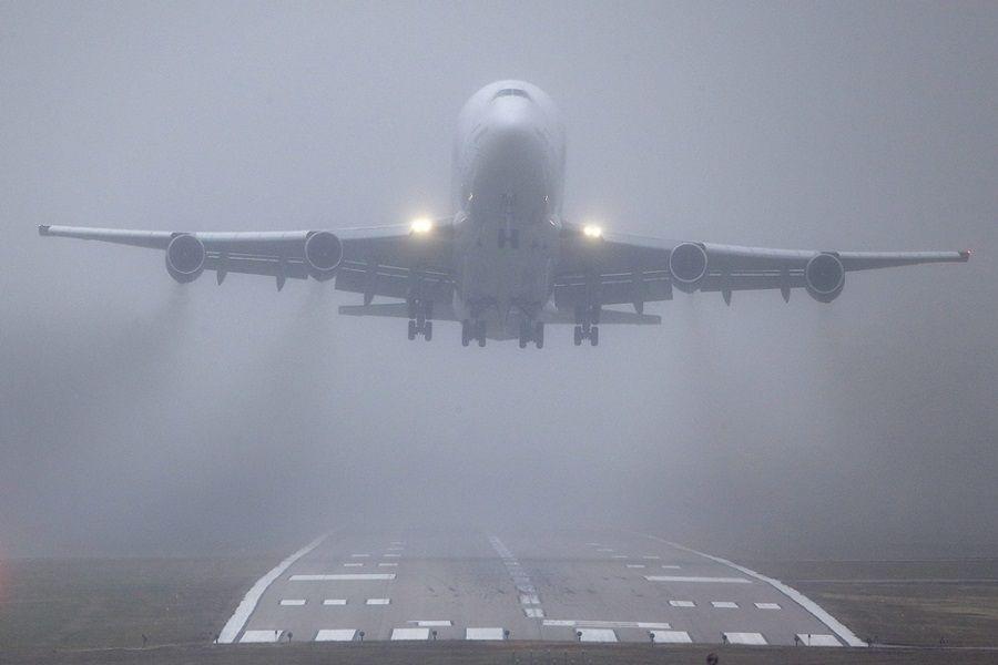 Самолёт «Уфа — Ростов-на-Дону» вынужденно приземлился в аэропорту Ставрополя