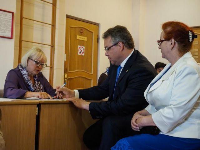 В единый день голосования на Ставрополье открылись 1287 избирательных участков