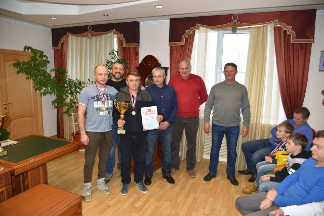 В Ставрополе наградили призёров чемпионата края по автомобильному кроссу 2017