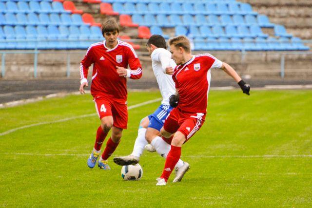Ставропольские футболисты неудачно съездили во Владикавказ и Краснодар