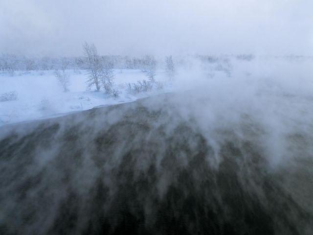 На Ставрополье 19 ноября прогнозируются порывы юго-восточного ветра, туман, гололёд