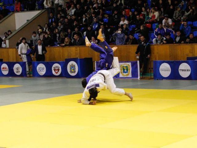 Всероссийский турнир по дзюдо прошёл в Невинномысске