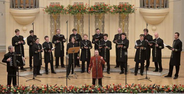 На Ставрополье впервые выступит хорВалаамского монастыря
