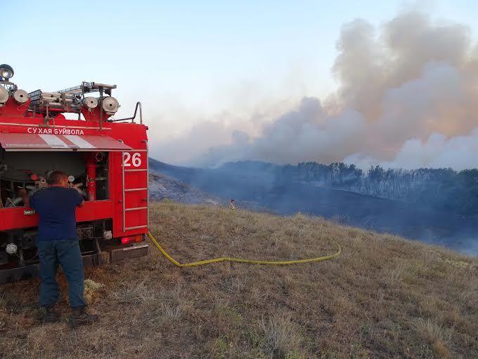 МЧС предупредило граждан Ставрополья очрезвычайной пожароопасности