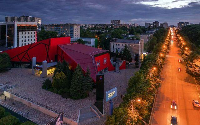 В Ставрополе после реконструкции открылся кинотеатр «Салют»