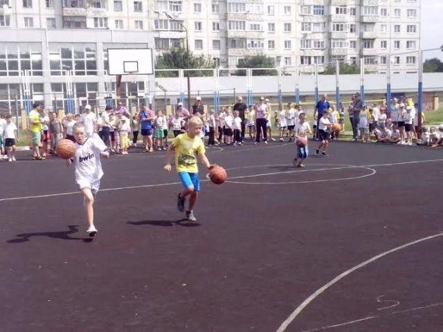 Более 200 ставропольских школьников  приняли участие в городской спартакиаде
