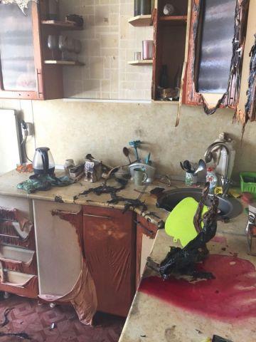 Причиной ЧП в доме в Ставрополе стал взрыв самогонного аппарата