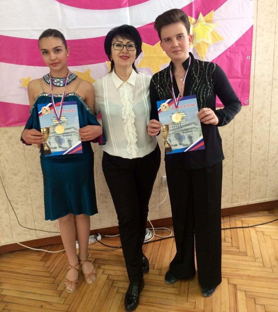 В Ставрополе прошёл танцевальный турнир «Звёздочки на паркете — 2017»