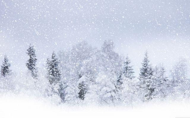На выходных ставропольцев ждёт снег и мороз до -10 градусов
