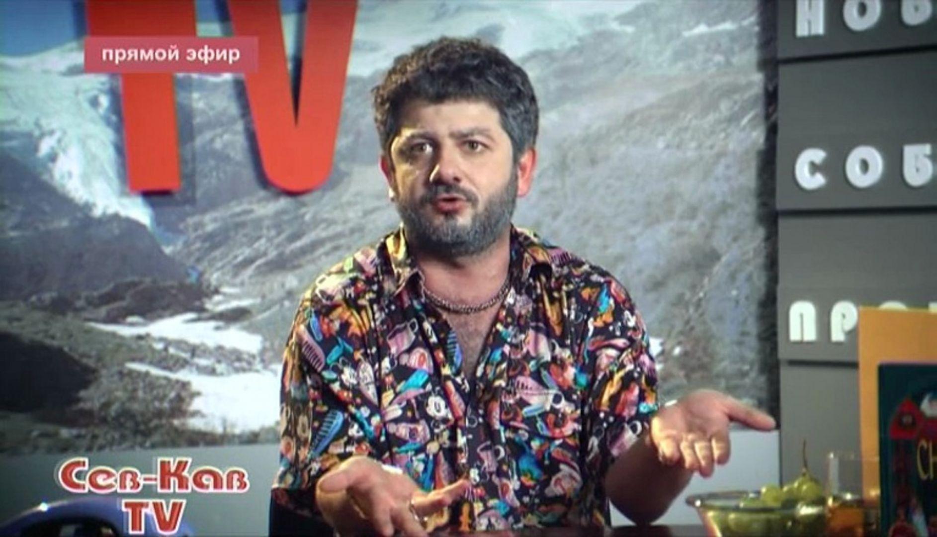 Новое шоу снимают про «короля Пятигорска» Жорика Вартанова