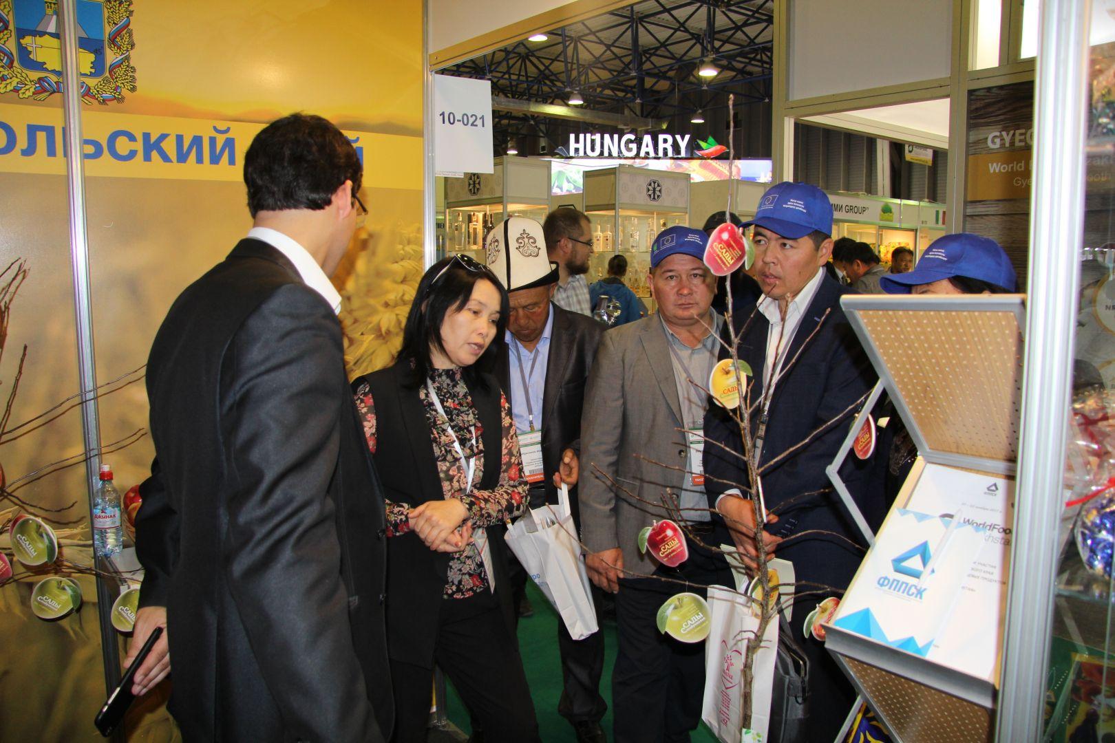 Предприятия пищевой промышленности Ставрополья определились с направлением экспорта