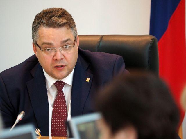 В Ставропольском отделении партии «Яблоко» потребовали отставки губернатора края