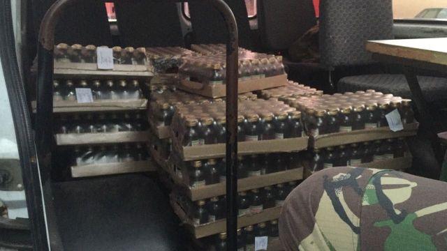 В Ставрополе из незаконного оборота изъяли более полутора тысяч литров лосьона «Боярышник»