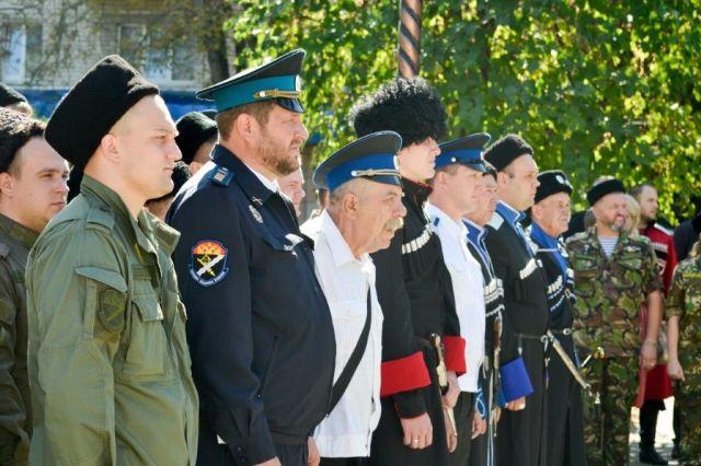 Администрация Ставрополя поблагодарила казаков за помощь в поддержании общественного порядка