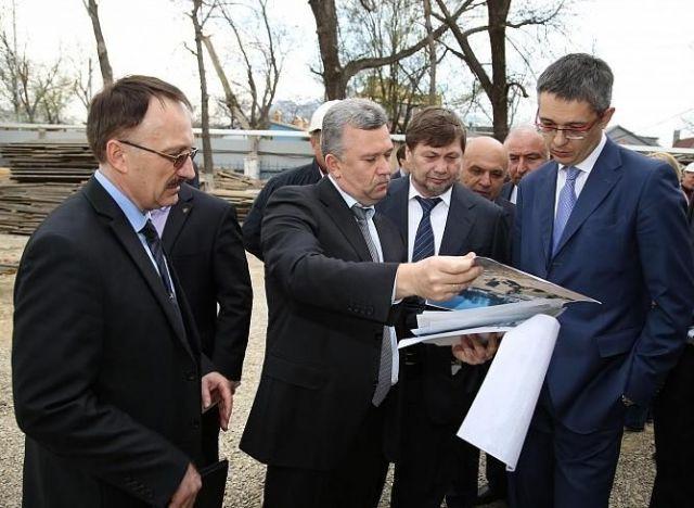 В Ессентуках  собрали министров образования регионов СКФО