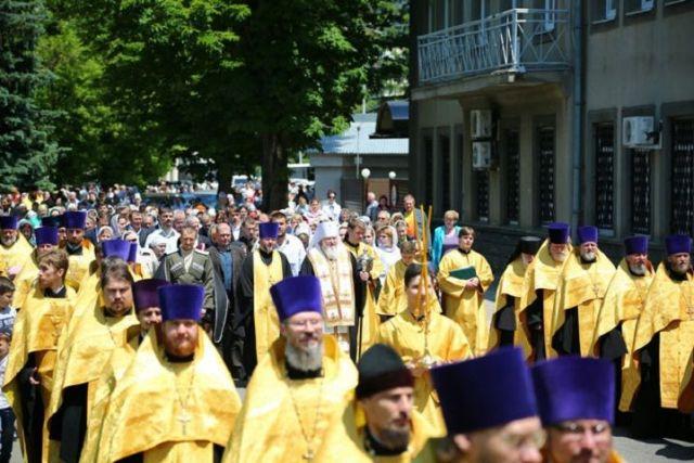 В День Крещения Руси в Ставрополе пройдёт крестный ход