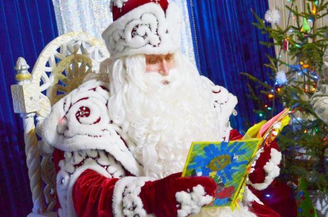 В Ставрополе стартовал конкурс «Что ты скажешь Дедушке Морозу при встрече?»