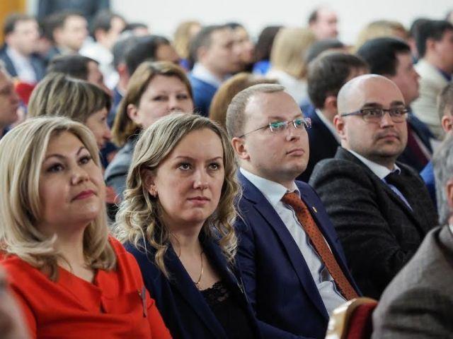 Губернатор поздравил лауреатов «Новой Энергии»