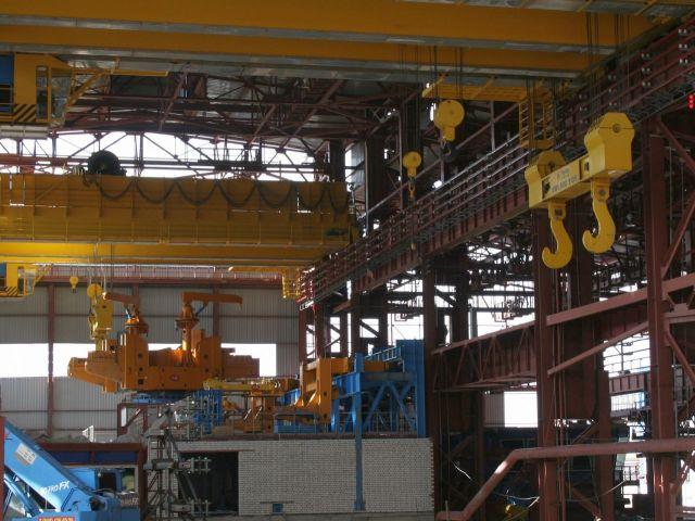 Невинномысский завод сможет выплавлять до полумиллиона тонн стали в год