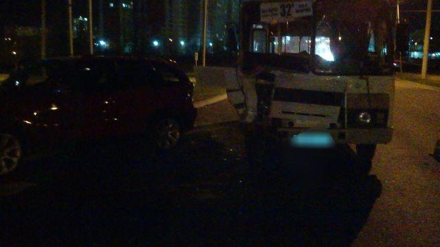 В Ставрополе в ДТП пострадали 5 пассажиров автобуса