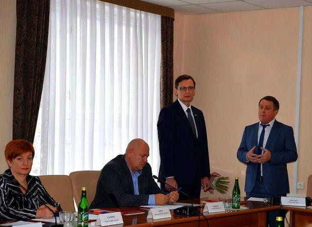 Избран глава города Железноводска
