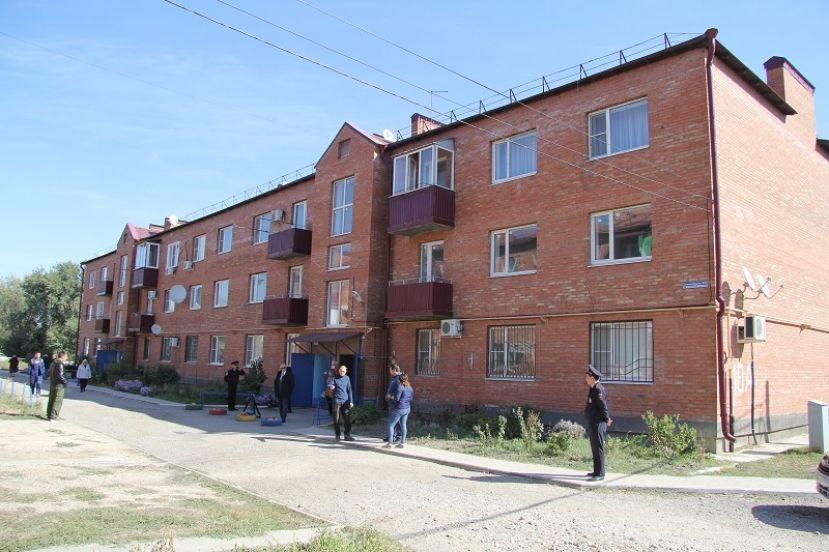 В Минераловодском округе провели повторную экспертизу аварийной трёхэтажки