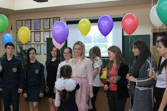 ВСтаврополе выбрали школьных лидеров ХХI века