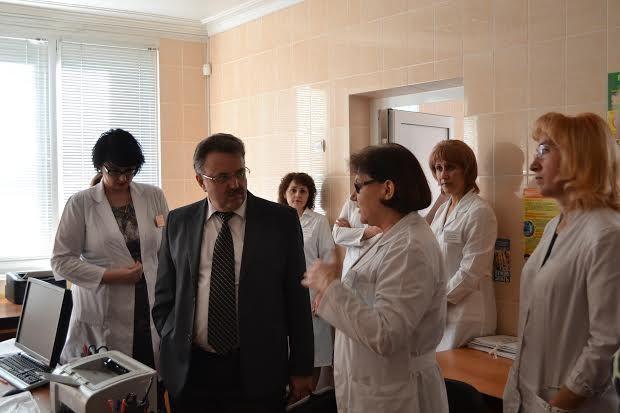 Ставропольский краевой центр по борьбе со СПИД отметил 25-летний юбилей