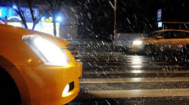 На Ставрополье прогнозируется сильный дождь с мокрым снегом